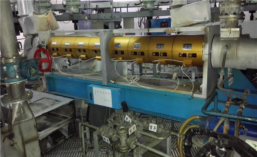 亚东工业(苏州)有限公司改造现场